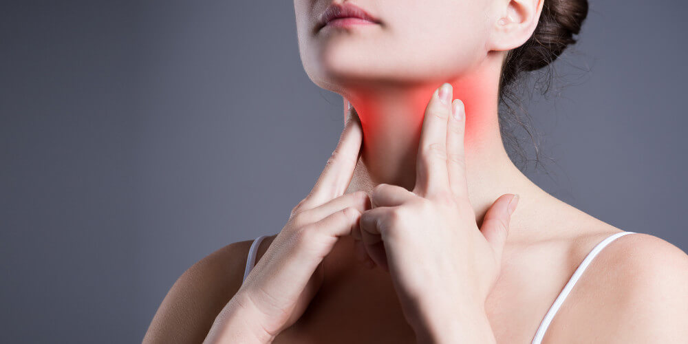 How to treat sore throat?